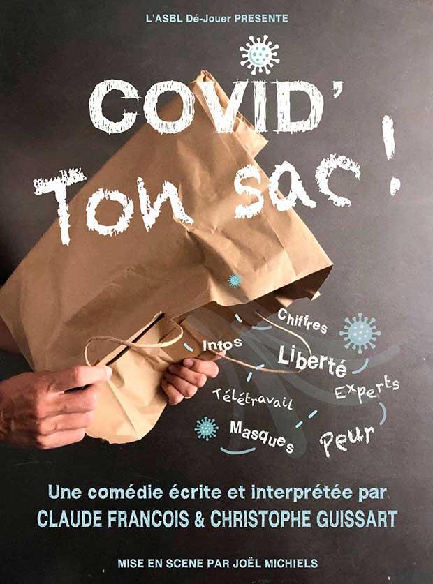 Spectacle COVID'ton sac